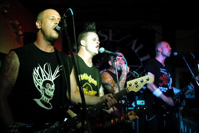 Abrasive Wheels punk band