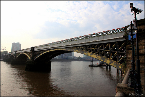Battersea Railway Bridge