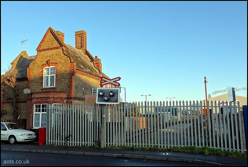 Colnbrook Station Masters House