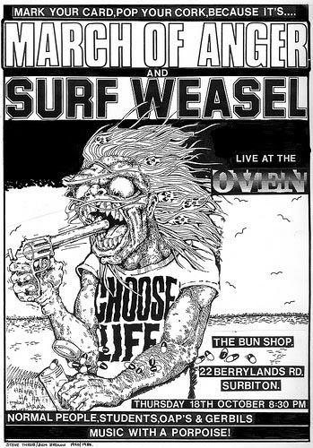 March of Anger and Surf Weasel