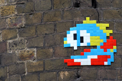 Space Invader, Bear Street