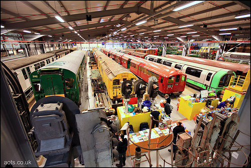 London Transport Museum Depot Acton