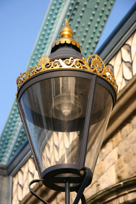 Tower Bridge Lamp